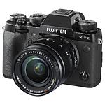 Used Fujifilm X-T2 w/ 18-55mm Lens (Black) - Good