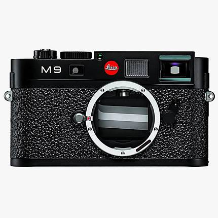 Used Leica M9 18MP Digital Rangefinder Body Only [D] - Good
