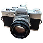 Used Minolta SRT 100 With 55mm f/1.9 - Good