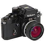 Used Nikon F2 With DP-12 Finder Black [F] - Good