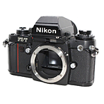 Used Nikon F3/T Hp Black Body Only [F] - Good