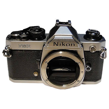 Used Nikon FM2 35mm Film SLR Body Only- Good