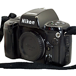 Used Nikon N90 35mm SLR - Good