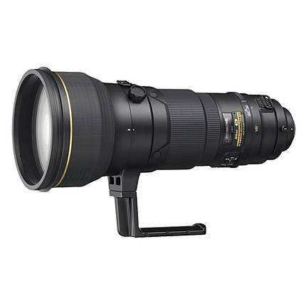 Used Nikon Nikkor AF-S 400mm f/2.8G ED VR Telephoto Lens [L] - Good