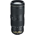 Used Nikon 70-200mm f/4 AF-S VR - Good