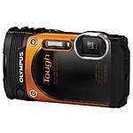 Used Olympus TG-860 (Orange) - Good