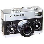 Used Rollei 35 40mm f/3.5 Tessar (Black) - Good