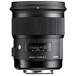 Used Sigma 50mm f/1.4 EX DG HSM ART for Nikon F - Good