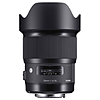 Used Sigma 20mm f/1.4 ART for Canon EF - Good