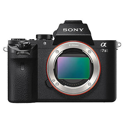 Used Sony A7II Body Only - Excellent