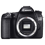 Used Canon 70D Body Only - Pop Up Flash Issue [D] - As Is