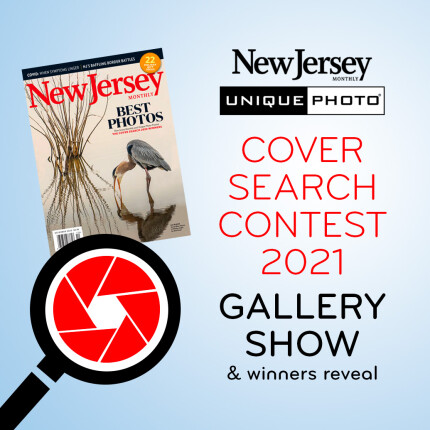 *FREE RSVP* New Jersey Monthly 2021 Cover Search Gallery Show