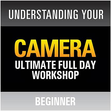 Ultimate Understanding Your Camera Full Day Workshop with Rick Gerrity
