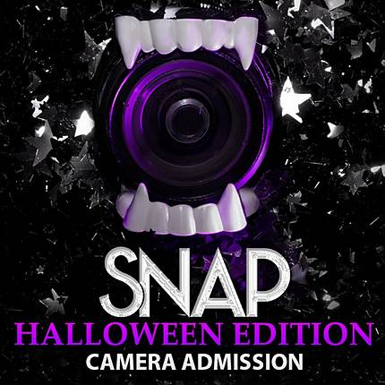 SNAP: Creative Talent Mixer and Photoshoot - Halloween (Camera Admission)