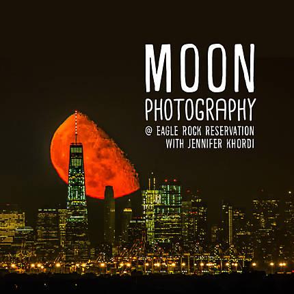 Moon Photography Shoot with Jennifer Khordi