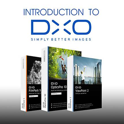 Intro to DxO Software Tools: Professionally Enhance Your Photography