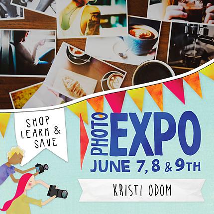 EXPO: Portfolio Reviews with Kristi Odom (Nikon)
