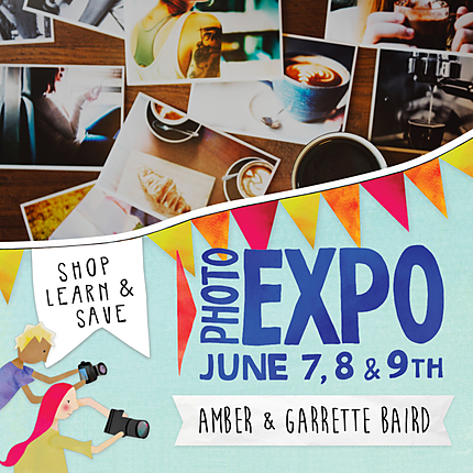 EXPO: Portfolio Reviews with Amber and Garrette Baird (Sony)