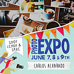 EXPO: Portfolio Reviews with Carlos Alvarado (Panasonic)