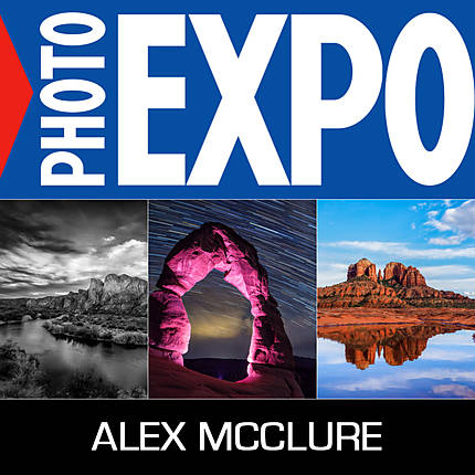 EXPO: How to Shoot Captivating Landscapes with Alex McClure (Olympus)