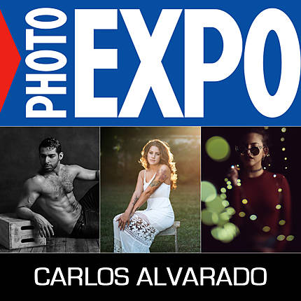 EXPO: Breaking into the Photo Biz with Carlos Alvarado (Hensel)