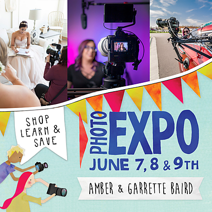 EXPO: Tips for Cinematic Run and Gun Shooting with Amber and Garrette (Sony)