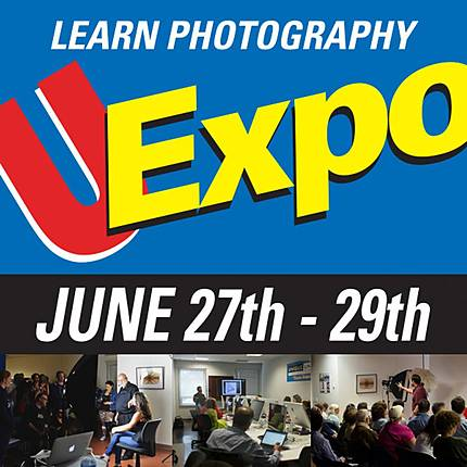 EXPO: Lights, Camera, Action with Harry Hillard