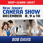 NJCS: Light it, Shoot it, Print it... with Bob Davis (Canon)