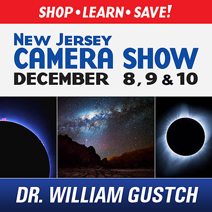NJCS: Eclipses and the Milky Way with Dr. William Gutsch