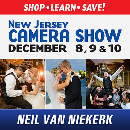NJCS: 8 Tough Lighting Scenarios at Weddings and How to Beat Them with Neil