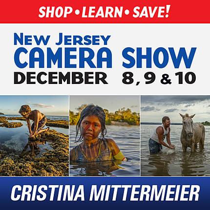 NJCS: Waters Edge with Cristina Mittermeier (Sony)