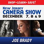 NJCS: Dramatic Portraits with Studio Strobes with Joe Brady (Hensel)