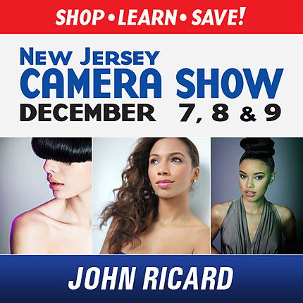 NJCS: Working with Gels in Studio Photography with John Ricard