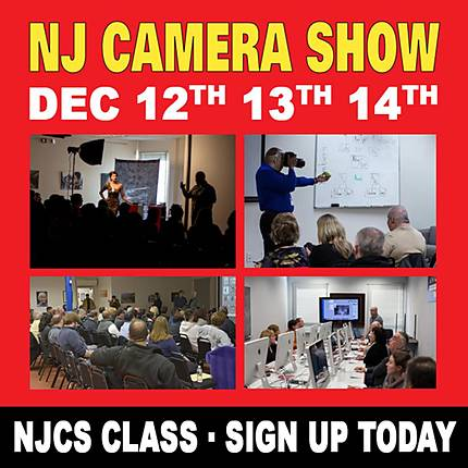 NJCS: The Best of Photoshop and Elements Image Editing with Don Polzo