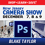 NJCS: Basics of Photoshop - Layers and Filters with Blake Taylor