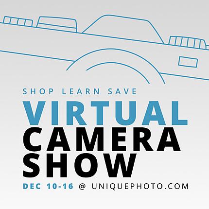 Unique Photo Virtual Camera Show: December 10th - 16th
