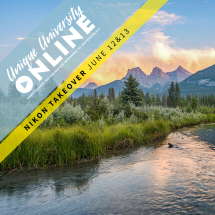 UUOnline (Nikon Takeover): Landscape Photography Beyond the Manual