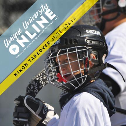 UUOnline (Nikon Takeover): How to Take Gold Medal Youth Sports Photos