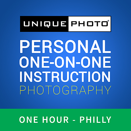 Personal One-on-One Instructor (1 Hour - Philly)