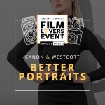 Film Lovers Event: Better Portraits with Canon and Westcott (Philly)