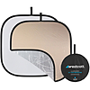 Westcott 52 Inch 4-In-1 Collapsible Reflector Sunlight/Silver