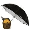 Westcott 43 Inch Soft SIlver Collapsible Umbrella