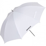 Westcott Standard Umbrella - Optical White Satin Diffusion 45in