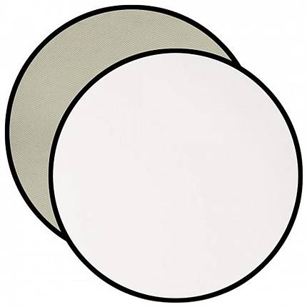 Westcott 50 Inch 2-in-1 Sunlight/White Reflector
