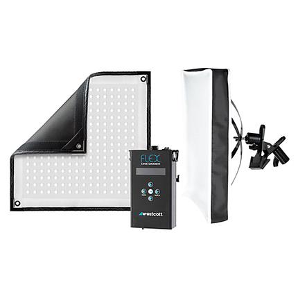 Westcott Flex Cine Daylight LED X-Bracket Kit (1 x 1)