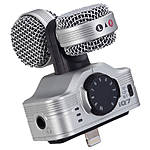 Zoom iQ7 Mid-Side Stereo Microphone for iOS Devices with Lightning