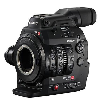 Rental Only - Canon C300 Mark II Cinema EOS Camcorder Body