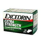 Excedrin Caplets 24ct
