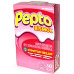 Pepto Bismol Tablets 30ct