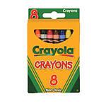 Crayola Crayons 8ct Assorted Colors